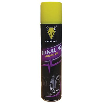 Olej Coyote Silkal 93, 300 ml