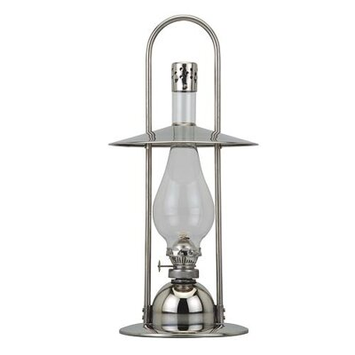 Lampáš Nicehome ML0923, 377 mm, Deluxe, EN14059, petrolej