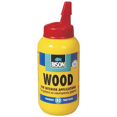 Lepidlo Bison Wood D2, 75 ml