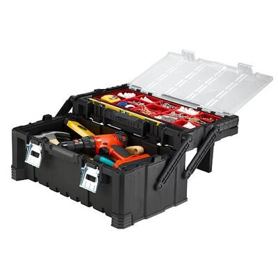 Keter Cantilever Tool Box 22, 56x31x24 cm, Box na náradie 239278