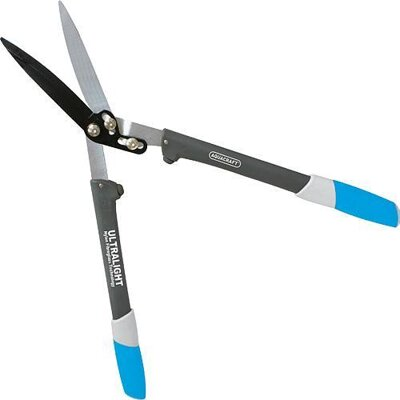 Nožnice AQUACRAFT® 370392, na živý plot, NYglass/SoftGrip, PowerPlus